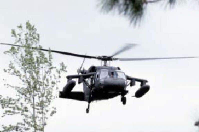 Chapter II Combat assault transport helicopters are useful in counterdrug operations and provide surface search, airborne