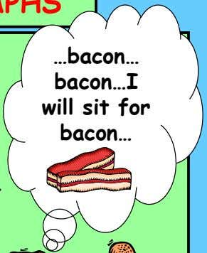 …bacon… bacon…I will sit for bacon…