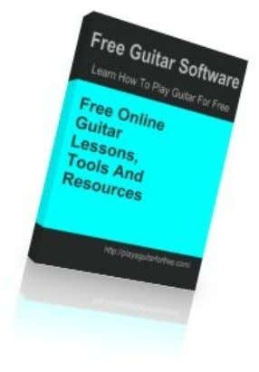1 Learn To Play Guitar Using Free Software by Ricky Sharples You will find man