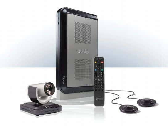LifeSize ® Team 220 ™ Maximum video quality and features for the entire enterprise Flexible, Full
