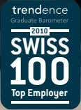 2010 SWISS Top Employer