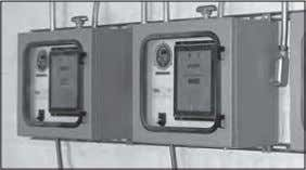 "auxiliary panel is an ideal ""bolt-on"" solu- tion where additional monitoring or control functionality is not"