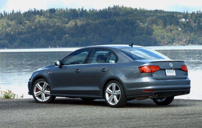 Jetta GLI now offered in only one high-value trim Pricing starts at $17,895 with five-speed
