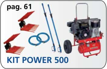 pag. 61 KIT POWER 500