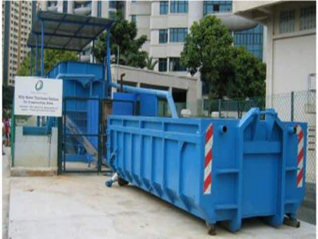 water quality (fresh and coast water and marine environment etc). Siltwater treatment facility in the Singapore
