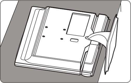 cloth should be thick enough to protect your screen. 2. Pull up the lid that cover