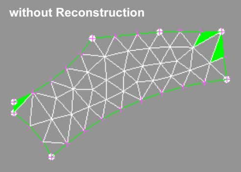 without Reconstruction