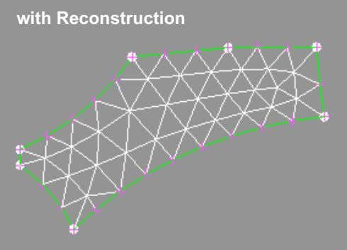 with Reconstruction
