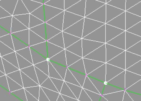 SOLID MESHING FOR STRESS ANALYSIS – Tetra & Hexa mesh The resulting mesh quality is improved.