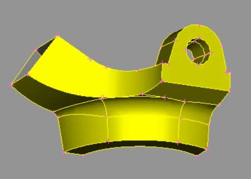 SOLID MESHING FOR STRESS ANALYSIS – Tetra & Hexa mesh The Material Editor window appears. Type