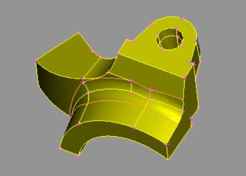 SOLID MESHING FOR STRESS ANALYSIS – Tetra & Hexa mesh You will now treat the fillet