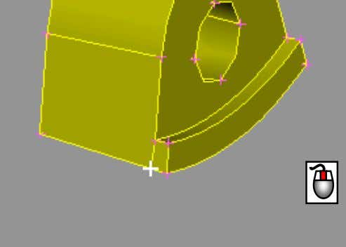 SOLID MESHING FOR STRESS ANALYSIS – Tetra & Hexa mesh 1 2 The Hot Point is