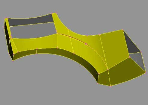 SOLID MESHING FOR STRESS ANALYSIS – Tetra & Hexa mesh The two Faces are cut in