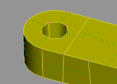 SOLID MESHING FOR STRESS ANALYSIS – Tetra & Hexa mesh Another Hot Point is inserted at