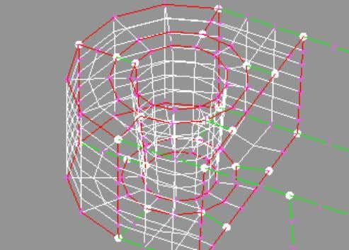 MESHING FOR STRESS ANALYSIS – Tetra & Hexa mesh 6 6 Assign 6 nodes to the
