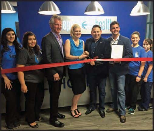 in the efforts to improve survival in Arizona and help Epoch Health had ribbon-cutting ceremonies July