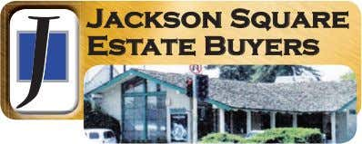 Jackson Square Estate Buyers