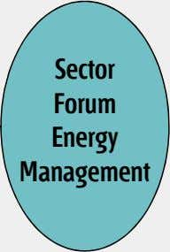 Sector Forum Energy Management