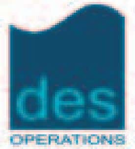 DES are a production optimisation company. Their unique MARS (Multiple Application Re-injection System) technology