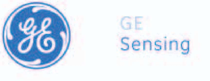 GE Sensing, under the Druck brand, is a leading supplier of subsea sensors for wellhead