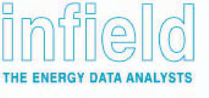 Infield provide a range of databases, publications and analytical services for the offshore oil and
