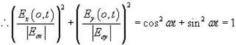 that, . Further, let us study the nature of the electric (3) and the electric field
