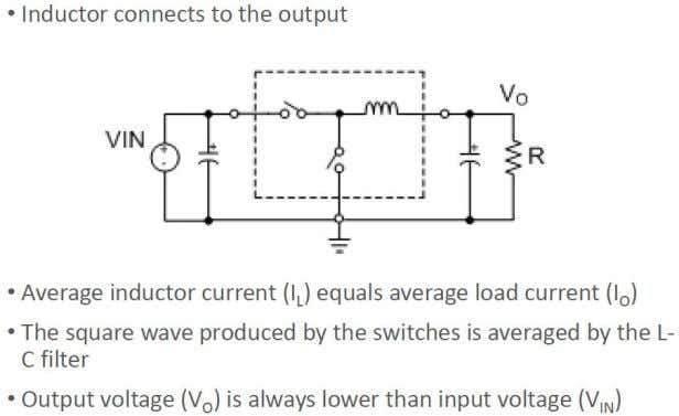 14/4/2018 Power Supply Design Tutorial The Boost Converter The buck converter is the star of this