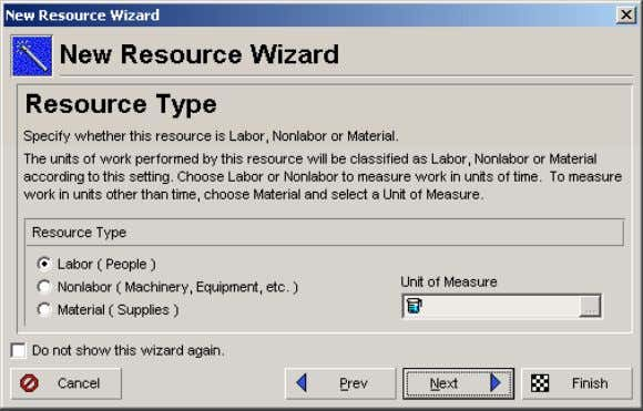 time, click Finish. To close the wizard without saving changes, click Cancel. Oracle Primavera P6 -