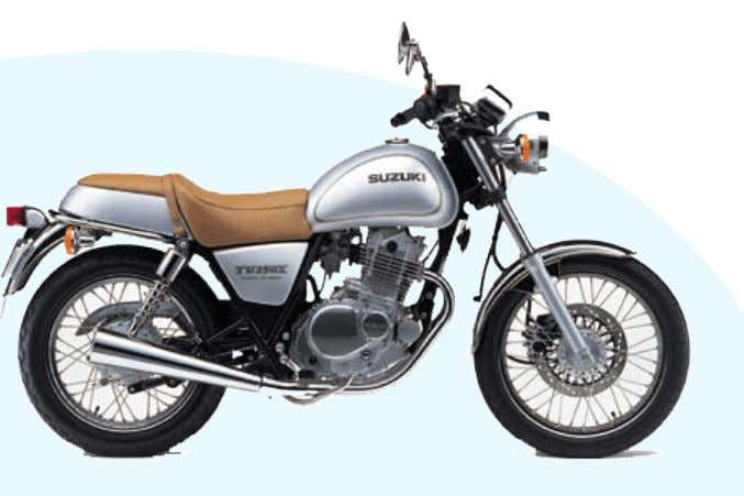 over 60 mpg. Click images to find these bikes on the web. Motorcycling for Women: Beginner
