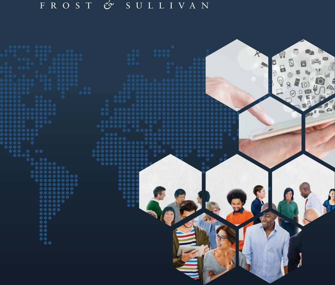 Growing Industry Applications of LPWAN Technologies A Frost & Sullivan White Paper Sponsored by