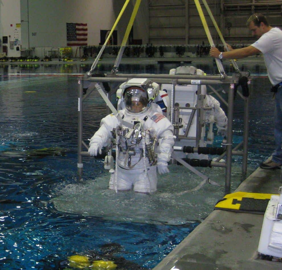"2. ASTRONAUT TRAINING ""We're going to need some really special people to go to Mars."""
