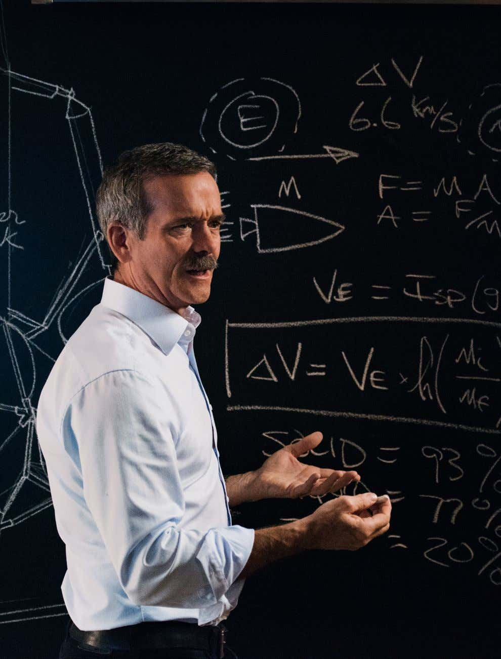 CHRIS HADFIELD 22