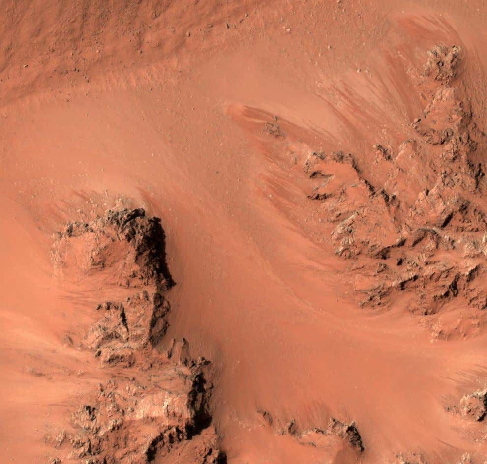 "25. MARS: LIVING ON ANOTHER PLANET ""Mars is further away than most people think."" —Chris"