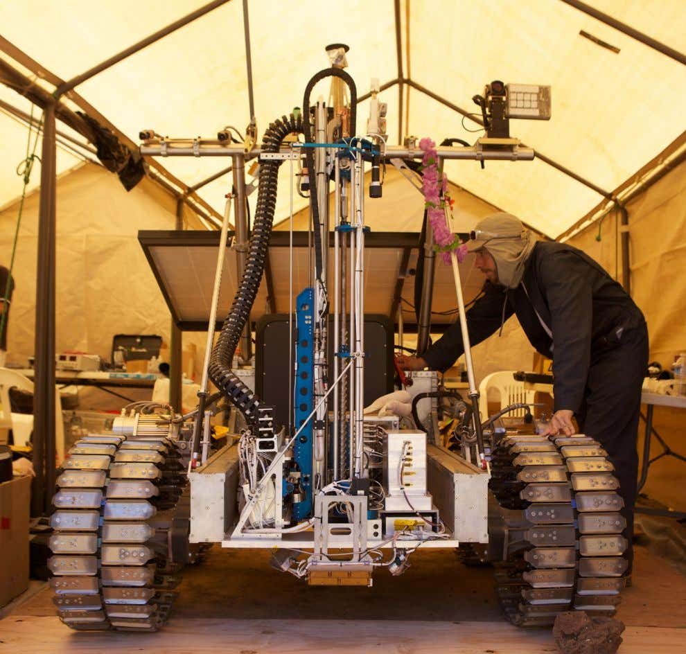 "26. MARS: IN-SITU RESOURCE UTILIZATION ""I think the first astronauts that walk on Mars will"