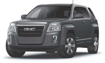 INCLUDES $1,000 OWNER CASH ¥ AND $750 PACKAGE DISCOUNT TERRAIN SLE-1 AWD MODEL SHOWN 2015 GMC
