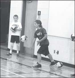 patient and learn the fundamentals this season on the court. Holy Cross Collegiate Hawks Junior B