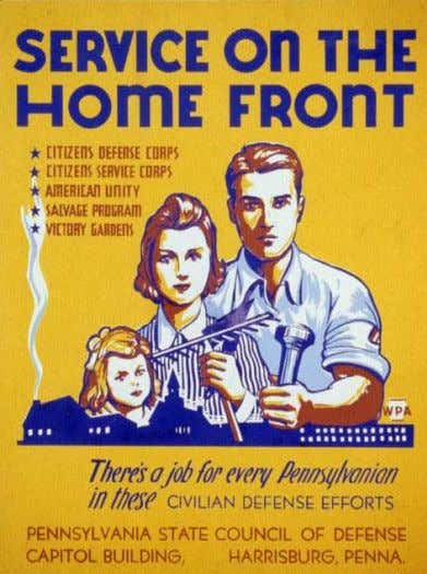 Landmarks Program World War II and the American Home Front Draft,February2004 A National Historic Landmarks Theme