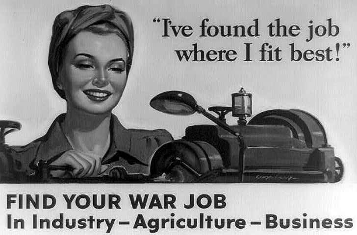 in 1939, to $6.1 billion in 1945. 7 6 New Opportunities This Office of War Information