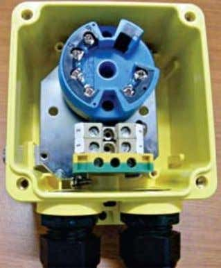 Box. Ventilated Junction Box TECHNICAL SPECIFICATIONS Housing Material Plastic PBT Ground Terminal