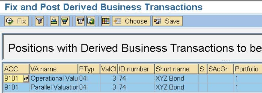 values are scheduled which needs to be fixed using Transaction code TPM18. TPM 18 Update Do