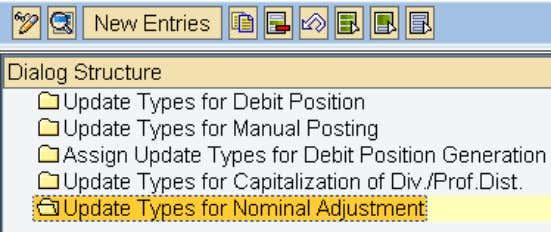 Update Types in the Functions of Security Account Management. Double click on Click Update Click Now