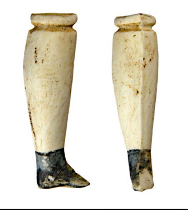 North Lincolnshire Pipe Tamper 18th Century (Private Collection - Portable Antiques Scheme)