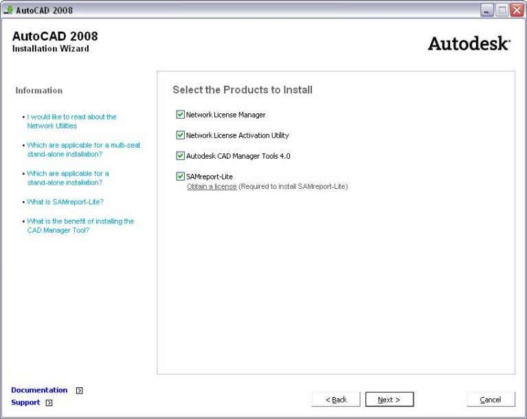 AUTOCAD 2008 PREVIEW GUIDE Figure 4. Tools and Utilities. Participating in the Customer Involvement Program As