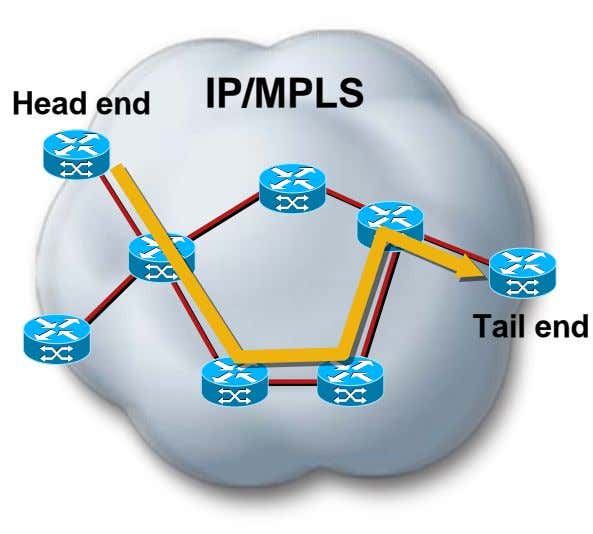 IP/MPLS Head end Tail end