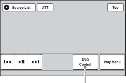 Source List ATT Top DVD Play Menu Control