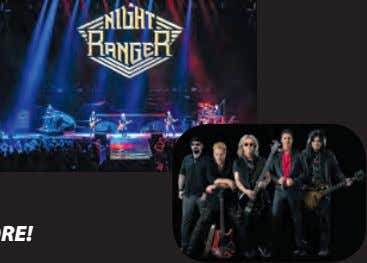 Michaels Cheap Trick Night Ranger Great White AND MUCH MORE! For tickets, camping and other info,