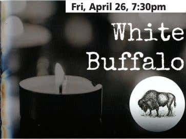 Fri, April 26, 7:30pm