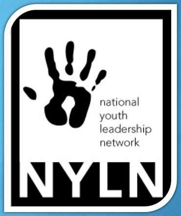 to other young leaders and allies around the country. IMAGE: Picture of the NYLN logo. It