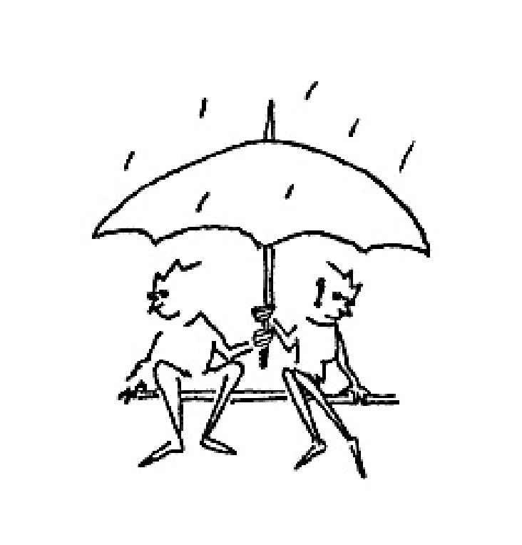 Page 97 267. Get a professional massage together. 268. Share an umbrella with your sweetheart.