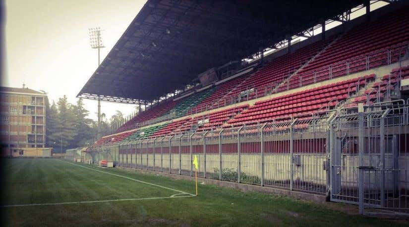 respect to the hard-core elements of the Reggiana support. Stadio Mirabello So while many have reconciled